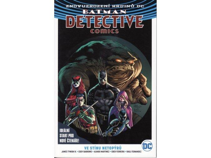 Batman Detective Comics - Ve stínů netopýrů
