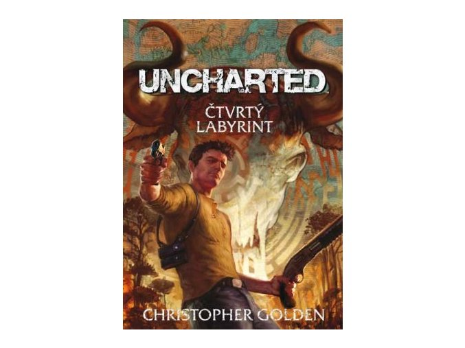 Golden Ch.-Uncharted 4.Labyrint