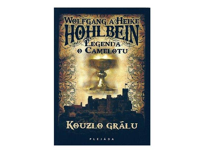 Hohlbein W.,Hohlbein H.-Kouzlo grálu