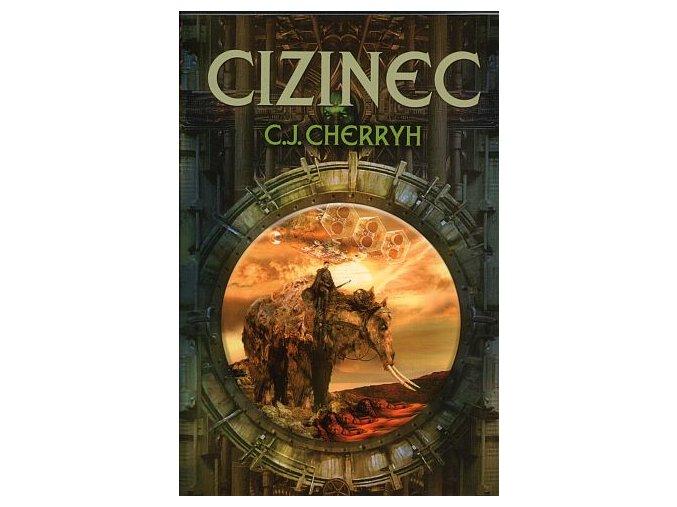 Cherryh C.J.-Cizinec