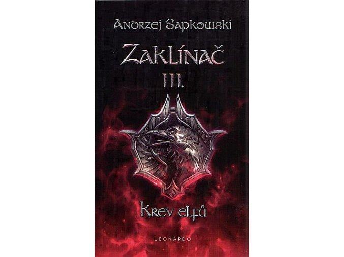 Sapkowski A.- Krev elfů