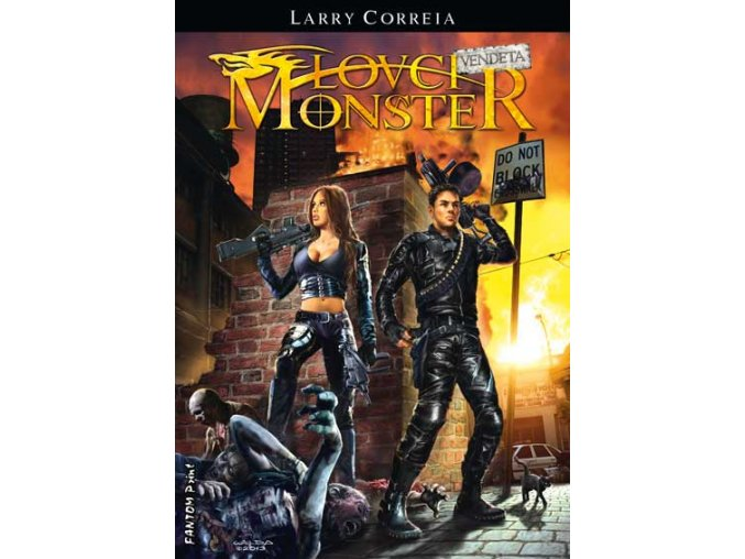 Correia L.-Lovci monster II
