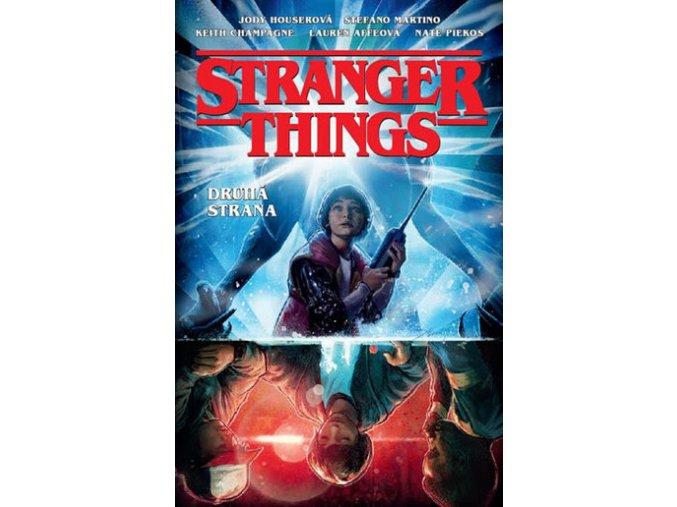 stranger things druha strana