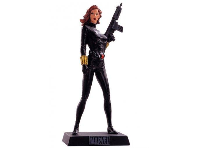 Marvel kolekce figurek 18 Black Widow