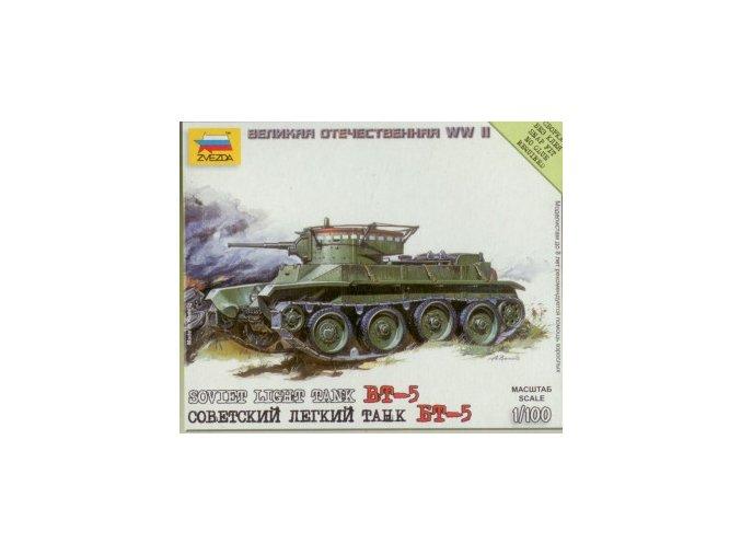 Soviet Light Tank BT-5