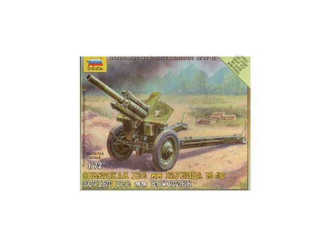 Soviet 122mm Howitzer