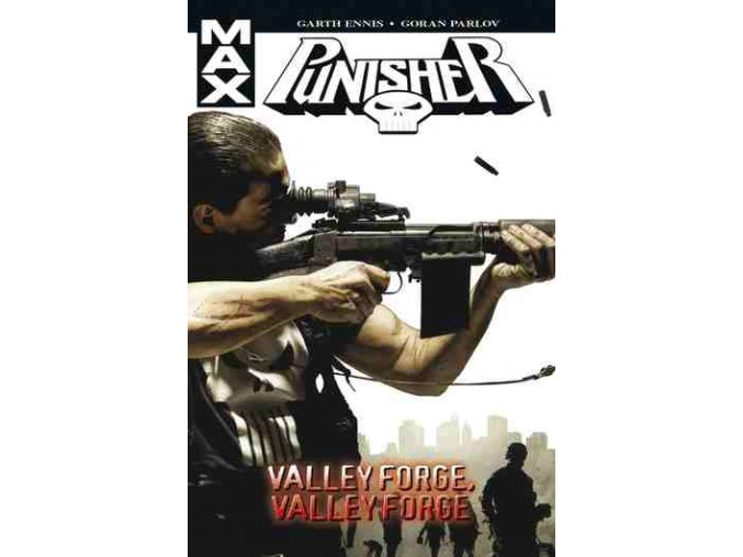 Ennis G.- Punisher MAX: Valley forge
