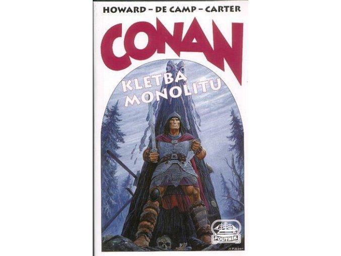 Howard-DeCamp-Carter- Conan: Kletba monolitu