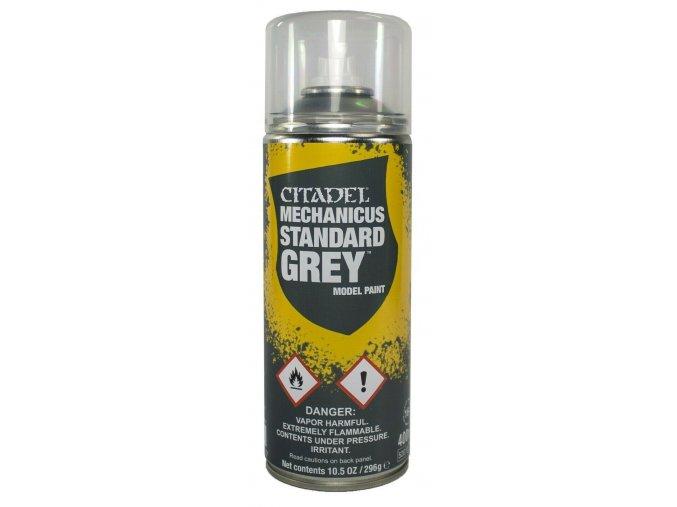Mechanicus Standard Gray Spray