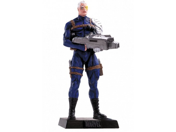Marvel kolekce figurek 13 Cable