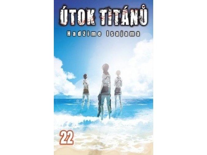 utok titanu 22