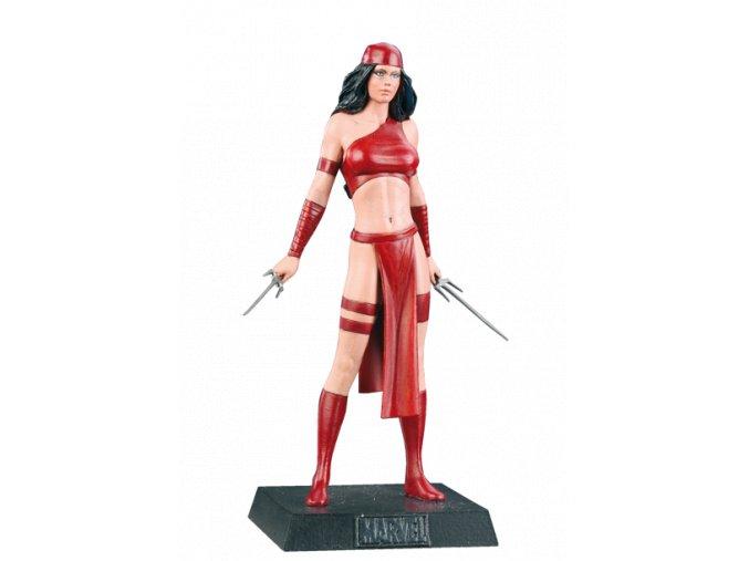 Marvel kolekce figurek 29 Elektra