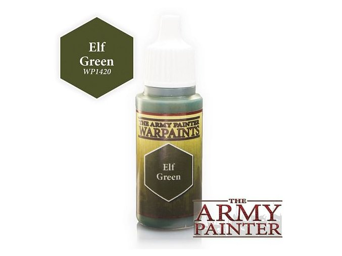 warpaints elf green01