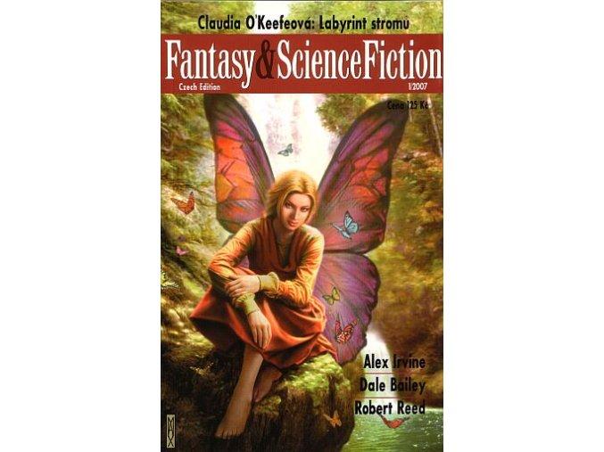 Fantasy&ScienceFiction 1/2007