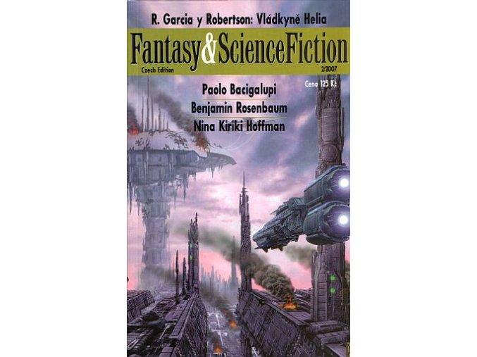 Fantasy&Science Fiction 2/2007