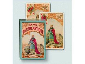 Vykládací karty Le Jeu Destin Antique