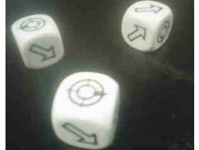 Scater Dice