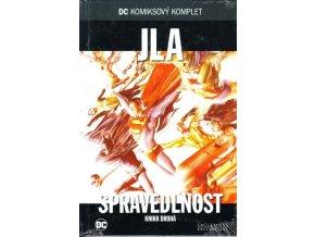 DC34 JLA:-Spravedlnost: Kniha druhá