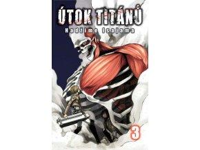 Isajama H.-Útok titánů 3