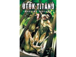 Isajama H.-Útok titánů 7