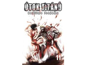Isajama H.-Útok titánů 11