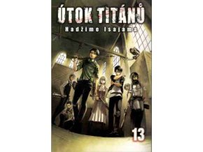 Isajama H.-Útok titánů 13