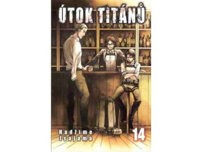 Isajama H.-Útok titánů 14
