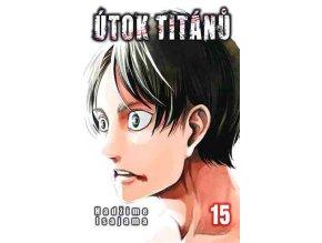 Isajama H.-Útok titánů 15