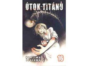 Isajama H.-Útok titánů 16