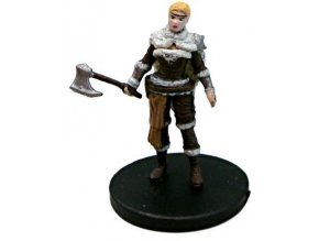Human Female Barbarian #13 D&D Icons of the Realms