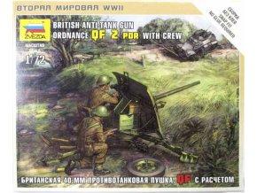 British Anti-Tank Gun QR2 PDR