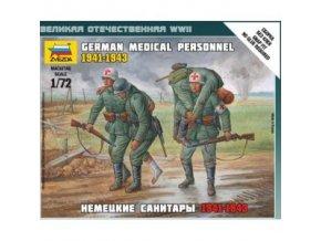German Medical Personnel