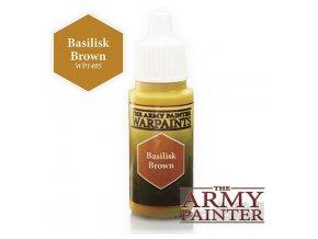 warpaints basilisk brown01