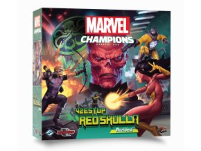 marvel champions the card game the rise of red skull expansion
