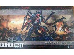 Herní podložka - Conquest