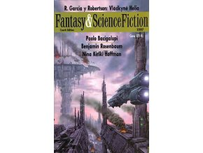 Fantasy&Science Fiction 2/2007