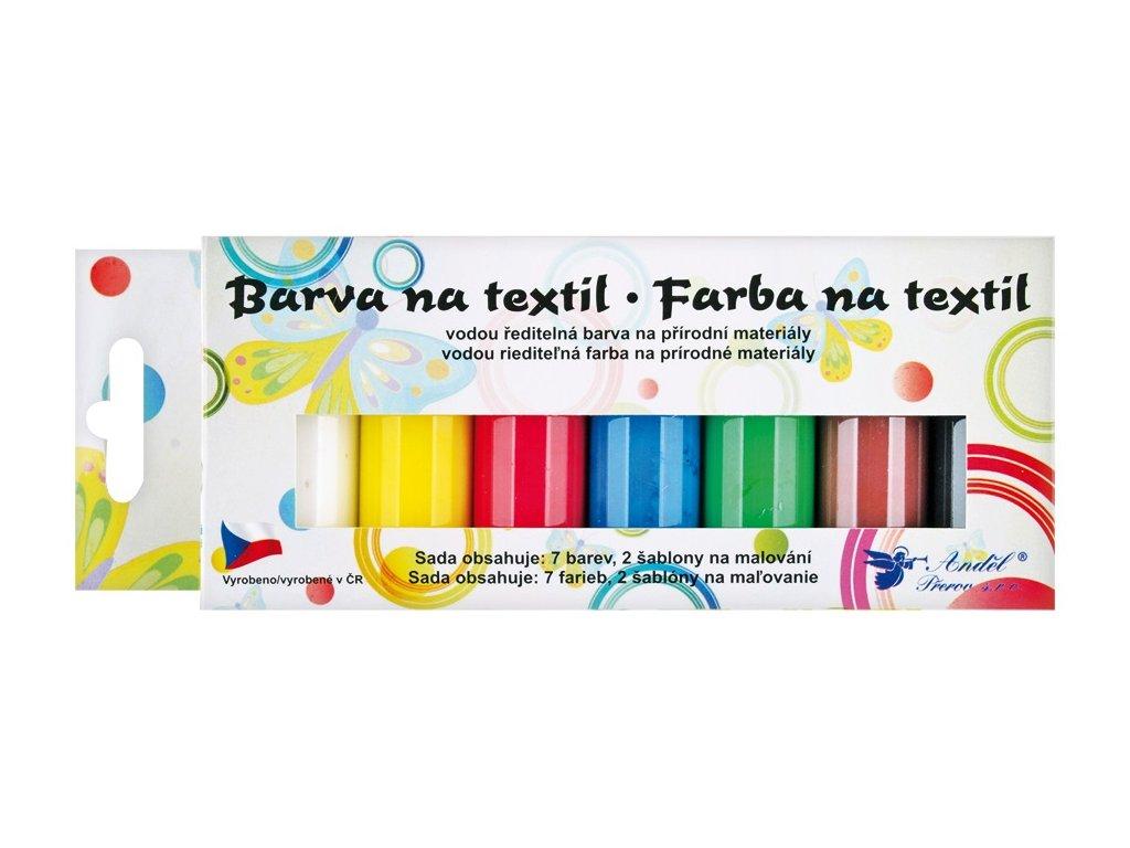 barvy na textil