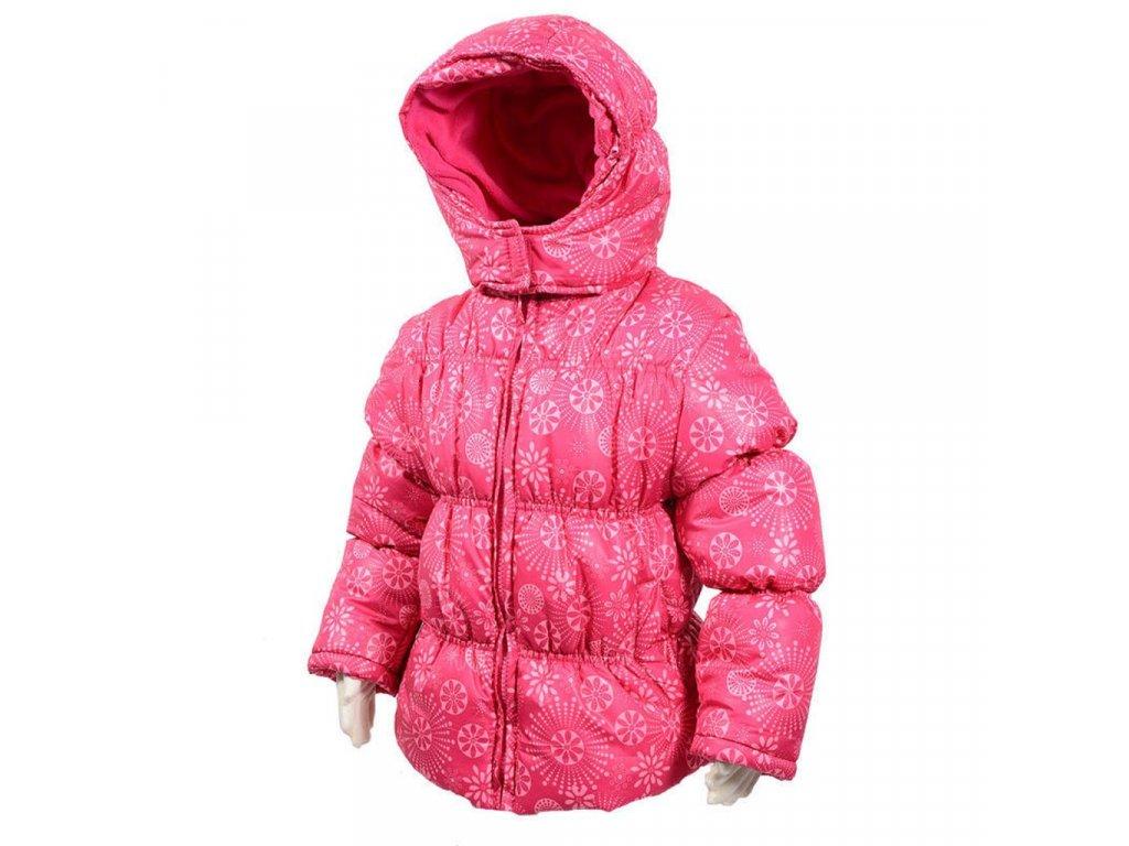 Zimní bunda puffy