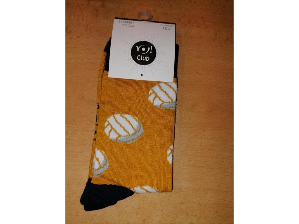 ponožky míče