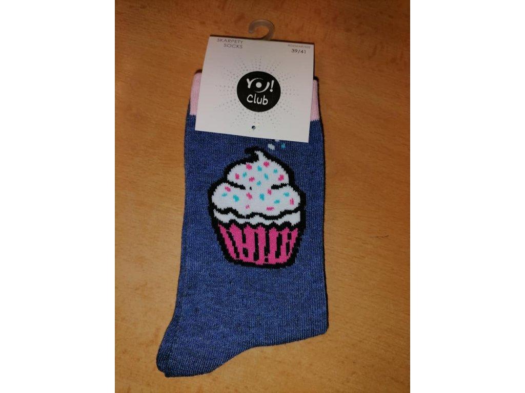 ponožky donut
