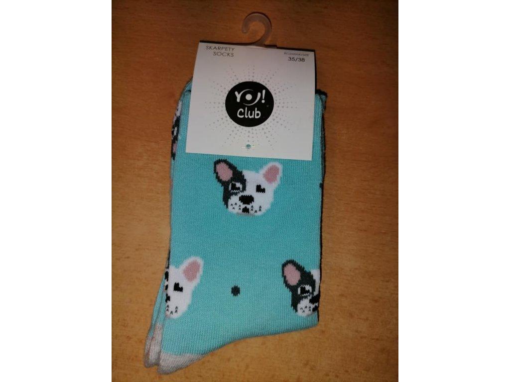 ponožky psi