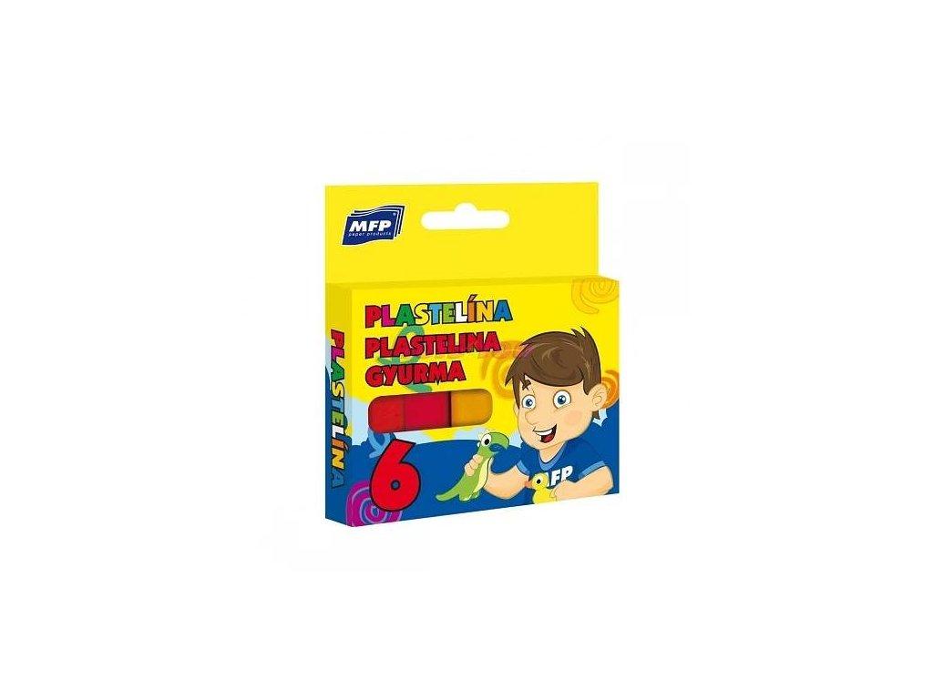 mfp plastelína 6