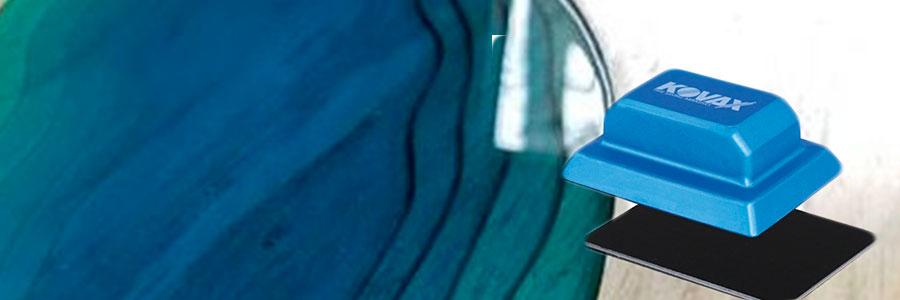 Jak brousit pryskyřici - ruční broušení pryskyřice