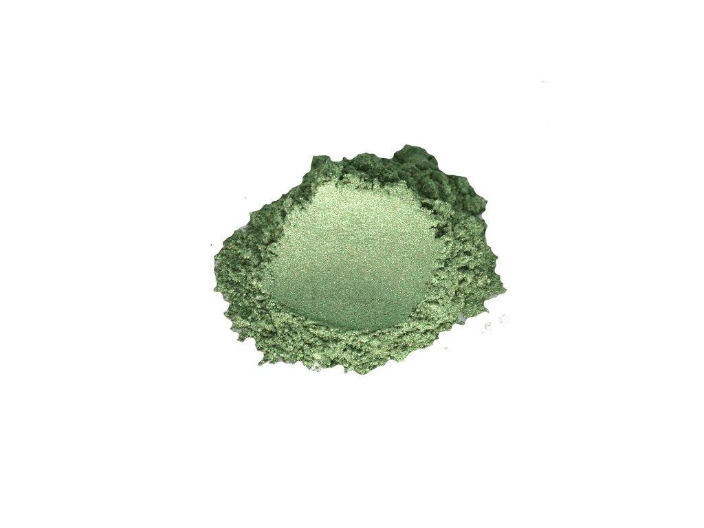 Metalický prášek ultrafine Pale Grren 0406 10 g