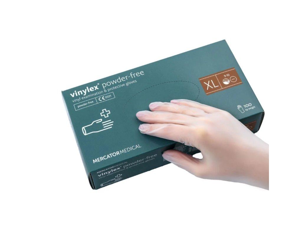 jednorazove rukavice vinylex 0