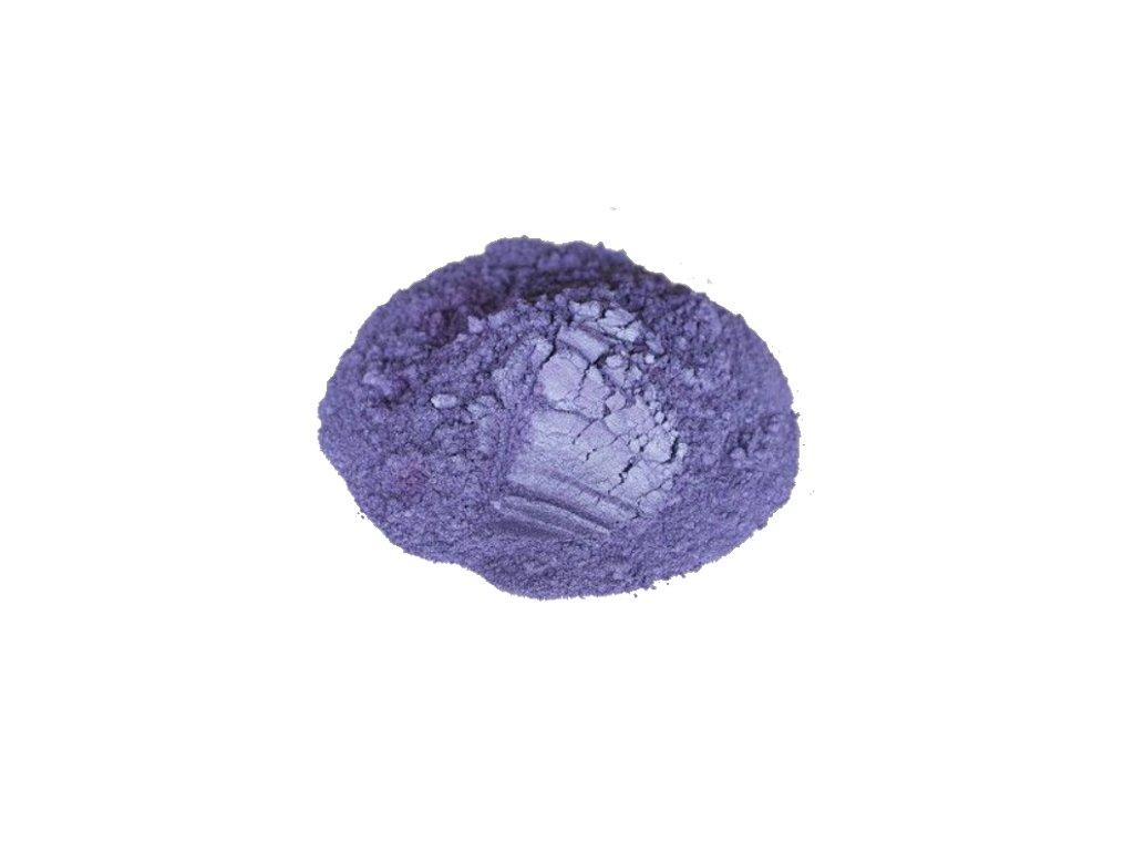 metalicky prasek copper violet