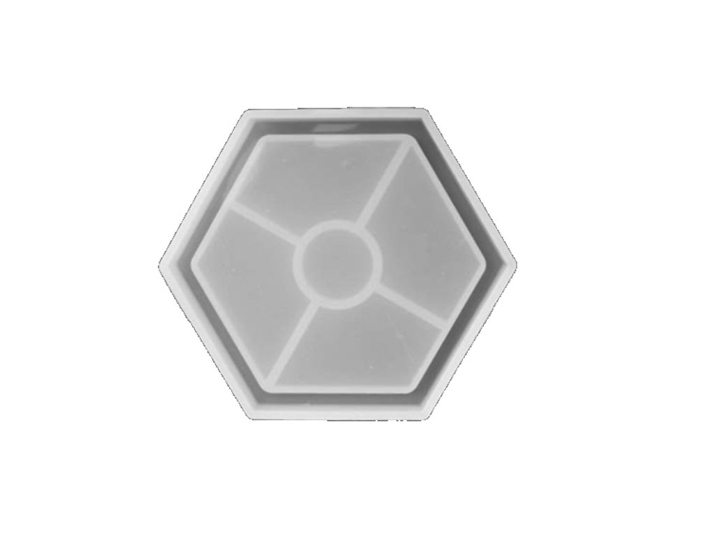silikonova forma hexa strd 0