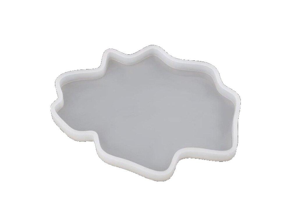 silikonova forma na tacek 08w3