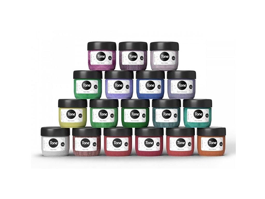 perletovy pigment tone 30