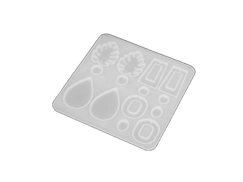 silikonova forma sada 2list